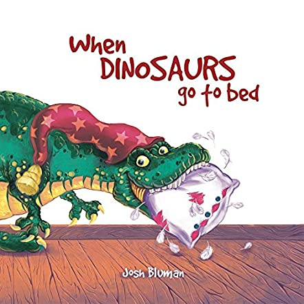 When Dinosaurs Go to Bed
