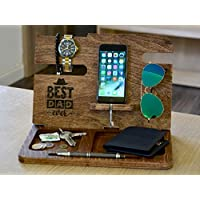 Docking Station, Fathers day, dad gift, father gift, dock station, birthday gift, husband gift, gift for men, mens gift, valentine gift, iPhone stand