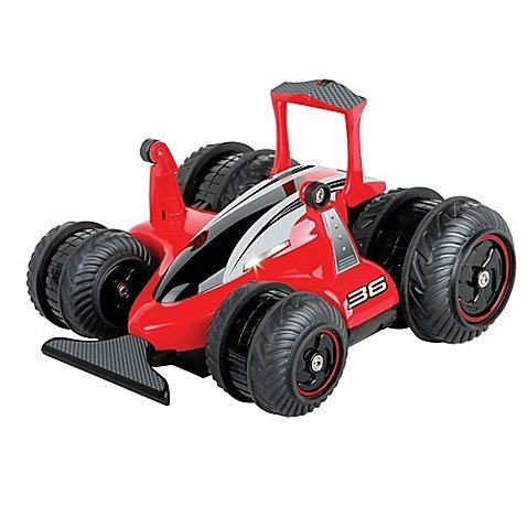 Drifter Shop Speed - 5-in-1 Radio Controlled Spin Drifter 360 Vehicle, Drift-Style Racing Action RC Car Toys With Fast Performing Exciting Stunts, Extreme Wheelies And Awesome Drifting Maneuvers