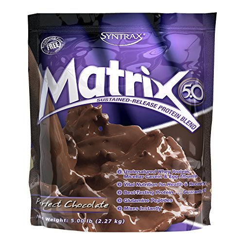 Syntrax Matrix 5 lbs Perfect Chocolate Matrix Chocolate