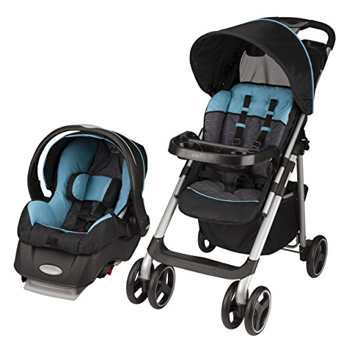 Boy Stroller Travel System - 9