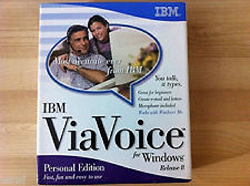 IBM Viavoice for Windows Release 8 Personal Edition by ibm
