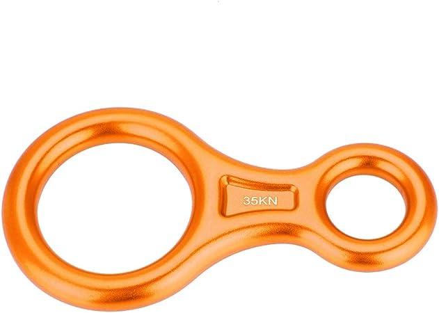 Broco 35 kN Figura 8 Palabra Cuerda Descendedor Rappel ...