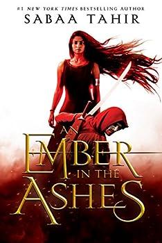 An Ember in the Ashes by Sabaa Tahir YA fantasy book reviews