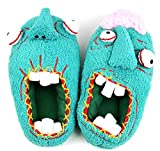 Paranorman Slippers Plushie Norman Bathroom Shoes Zombie Footwear