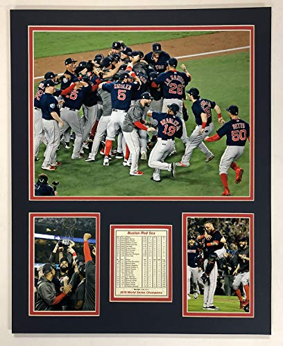 (Legends Never Die 2018 Boston Red Sox- World Series Champions - Celebration 16