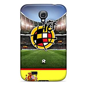 High Quality Shopfavor Spain Skin Case Cover Specially Designed For Galaxy - S4