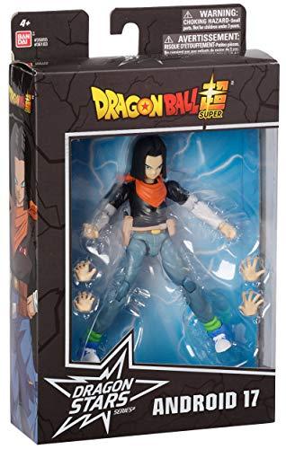 Dragon Ball Super - Dragon Stars Android 17 Figure (Series 10)