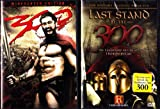 300 The Movie , Last Stand Of The 300 the True Story Behind The Movie : 2 Pack Collection