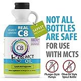 LifeSense's Premium C8 MCT Oil