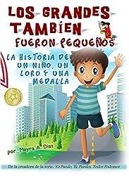 Libro en español para niños. Spanish language: Los Grandes También
