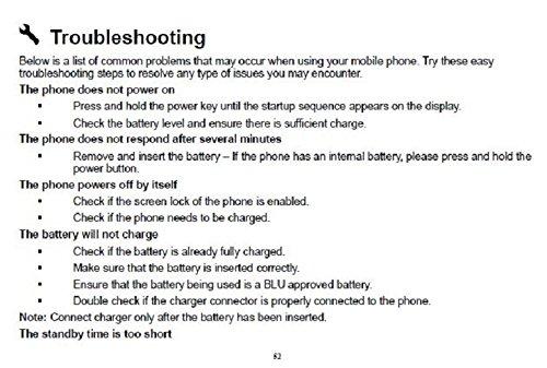 BLU LIFE ONE X2 – 4G LTE Unlocked Smartphone – 64GB+4GB RAM – Grey