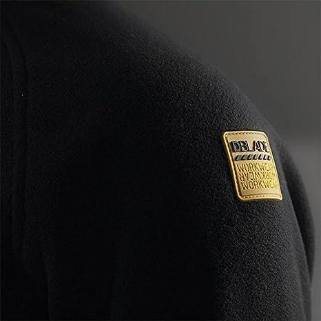 DBlade Softshell Mens Work Jacket Black Thermal Waterproof Stylish Workwear
