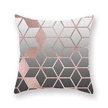 Throw Pillow Funda De Almohada Decorativa Funda Cojín ...