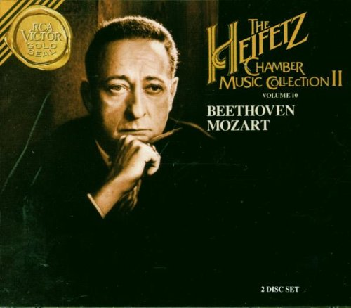The Heifetz Chamber Music Collection II, Vol. 10