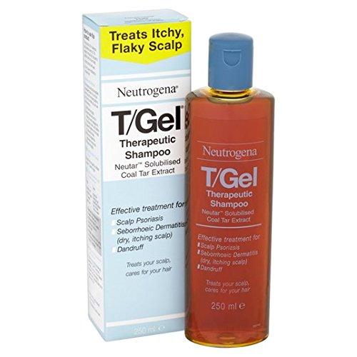 Neutrogena T/Gel Therapeutic Shampoo 250ml-pack of 2