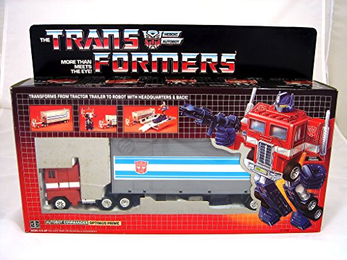 OPTIMUS PRIME Re-issue Toy Figure Collection SET Brand NEW by DUANWU