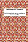 Kuningas Henrik Kahdeksas (Finnish), William Shakespeare William Shakespeare and Paavo Emil Cajander, 1495429539