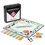 Parker Bros Monopoly Nostalgia Edition Classic Board Game In Collectible Tin