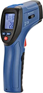 CEM DT-8666 Thermal Leak Detector with Audible Alarm -50℃ to 380℃/-58℉ to 716℉