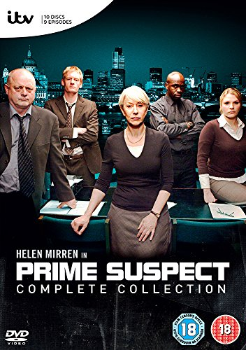 (Prime Suspect - Complete Collection - 10-DVD Box Set ( Prime Suspect / Prime Suspect 2 / Prime Suspect 3 / Prime Suspect: The Lost Child / Prime [ NON-USA FORMAT, PAL, Reg.2 Import - United Kingdom ])