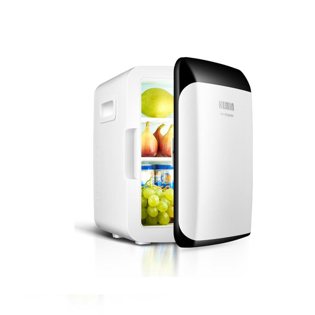 CivilWeaEU 15L Dual-Core Car Frigorífico Mini refrigerador Doble Refrigerador pequeño hogar Refrigerador Dormitorio