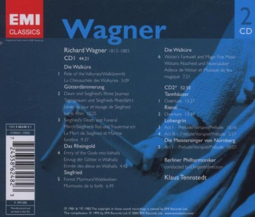 Wagner: Orchestral Music (From the Operas)