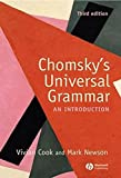 img - for Chomsky's Universal Grammar: An Introduction book / textbook / text book