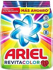 Ariel Revitacolor Detergente En Polvo 3.7kg