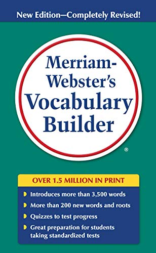 Merriam-Webster's Vocabulary Builder, Newest Edition (Ap World History Unit 2 Study Guide)
