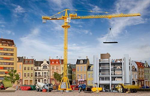 (Kibri OO 10202Liebherr Tower Rotary Crane Vehicle)