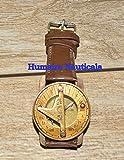 Humaira Natical Wirst Watch Sundial Compass Nice