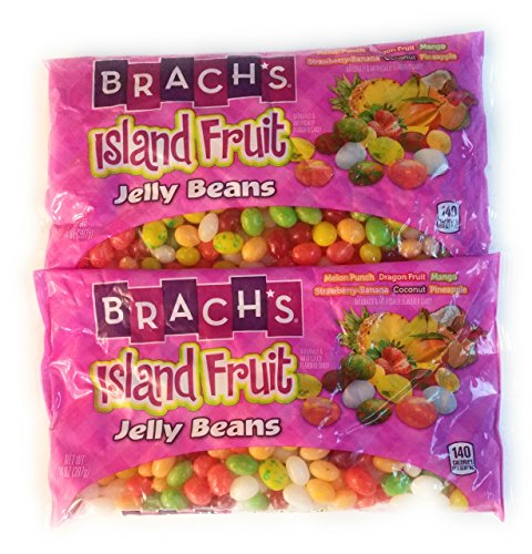 Brach's Island Fruit Jelly Beans 14oz 2 pk