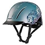 Troxel Spirit Performance Helmet, Sky Dreamscape, Medium