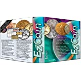 Coin Collecting Software EzCoin USA/CANADA Coins Catalog/CD Images+Prices