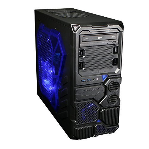 Amazon.com: CybertronPC Borg-Q Gaming Desktop - AMD FX-4300 3.8GHz ...