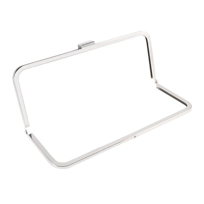 26 cm Broche de Plata de Pack cierre metálicos de forma de ...