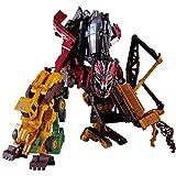 Transasia Transformers Revenge of The Fallen EZ Collection DX Devastator Seven Set