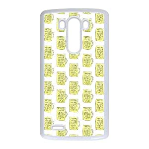 LG G3 Cell Phone Case White Wrong Choices Right Places BNY_6813917