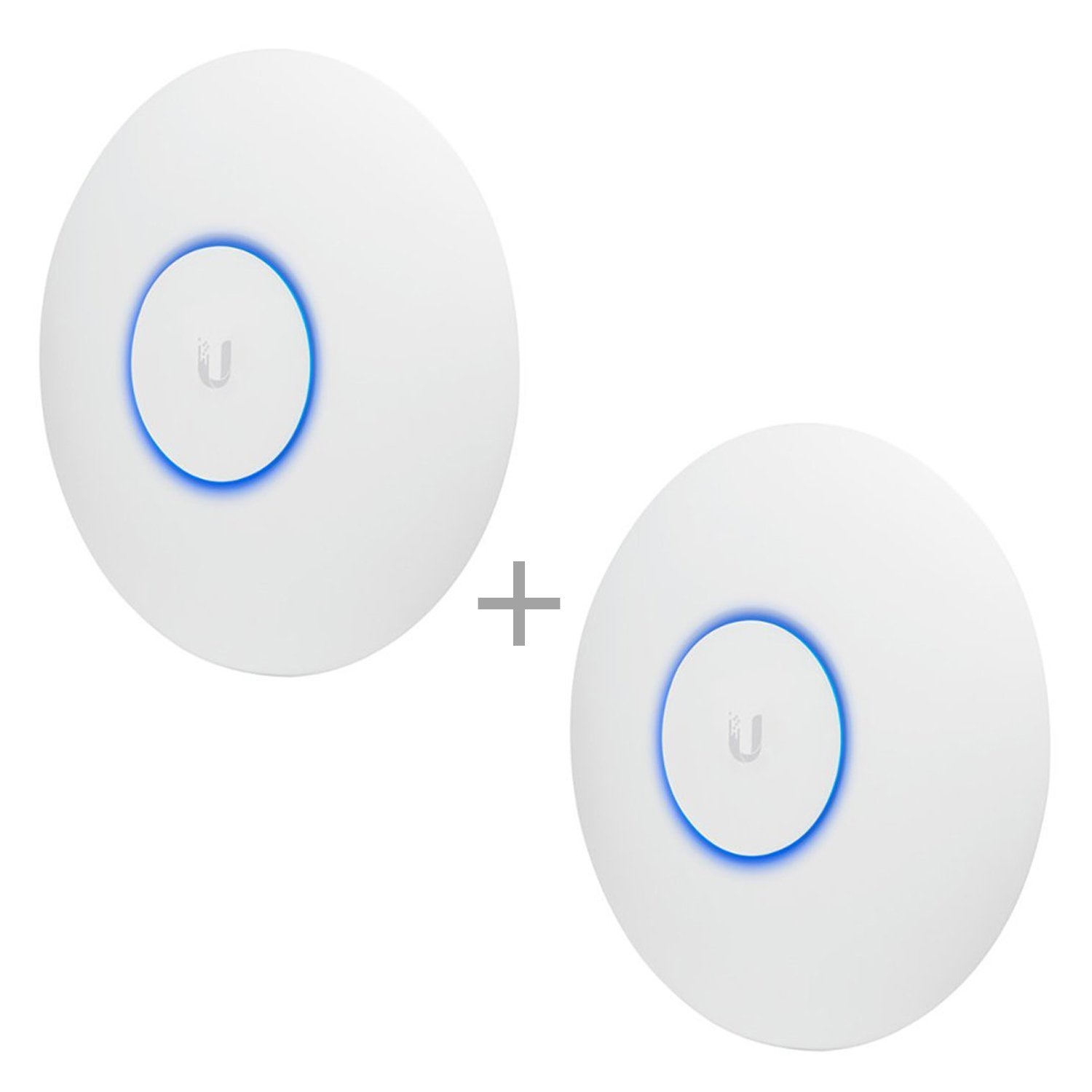 Ubiquiti Networks UAP-AC-PRO-E Access Point (No PoE Included In Box) 2-Pack Bundle by Ubiquiti Networks