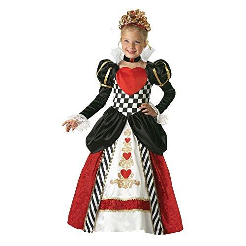 Queen of Hearts Child Costume - Medium