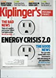 img - for Kiplinger's Personal Finance June 2011 Energy Crisis 2.0 book / textbook / text book