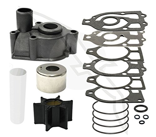 Water Pump Impeller Kit for Mercury Mercruiser Alpha One 46-96148A8 46-96148Q8 (Mercury Alpha One)
