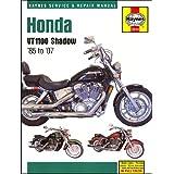 1985-2007 Honda Shadow VT 1100 Spirit Aero Sabre HAYNES MANUAL
