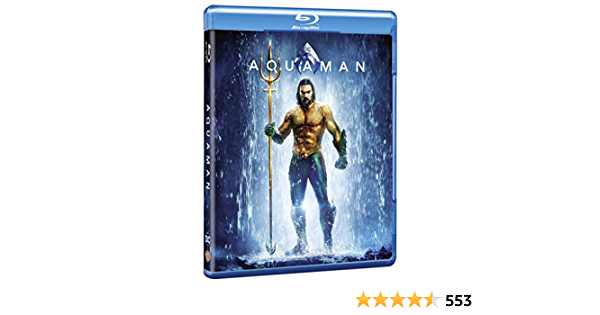 Aquaman [Blu-ray]: Amazon.es: Willem Dafoe, Amber Heard ...