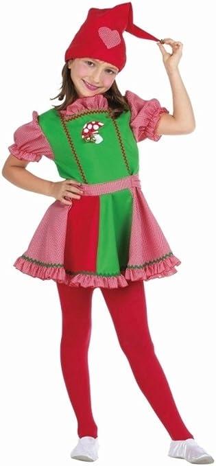 Juego de mesa para hacer los 7 enanitos grupos disfraz para niña ...