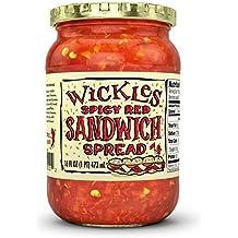 Wickles, Hoagie & Sub Spread, 16-ounce