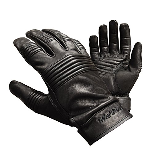 Easy Rider Motorcycle - Olympia 103 Easy Rider Classic Motorcycle Gloves (Black, X-Large)
