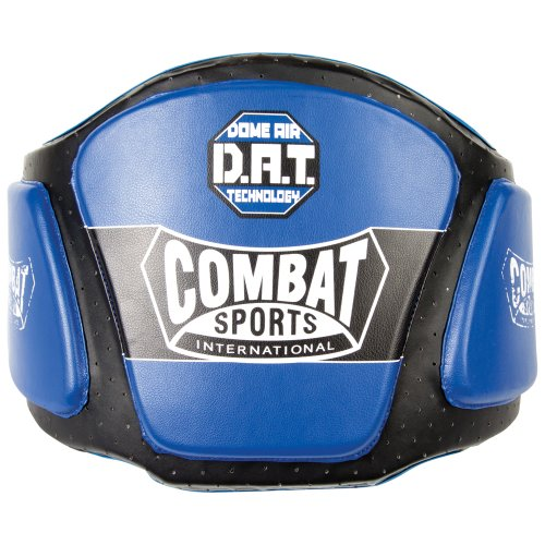 Combat Sports Dome Air Tech Boxing Muay Thai MMA Training Kick Shield Rib Guard Body Protector Belly Pad