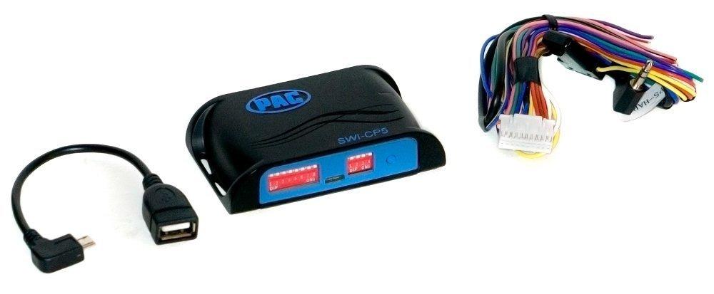 PAC SWI-CP5 Steering Wheel Control Interfaces ControlPRO [並行輸入品] B01HB5D2CY